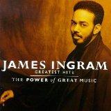 James Ingram album cover